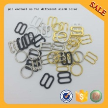 55 Custom OEM bag/clothing Metal hook metal buckle Logos For Apparel buckles(China)