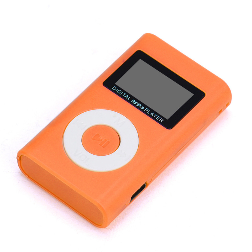 YKSO Mini MP3 Music Player USB LCD Screen MP3 Portable audio Support 32GB Micro SD TF Card sport Headphones MP3 Player (1)