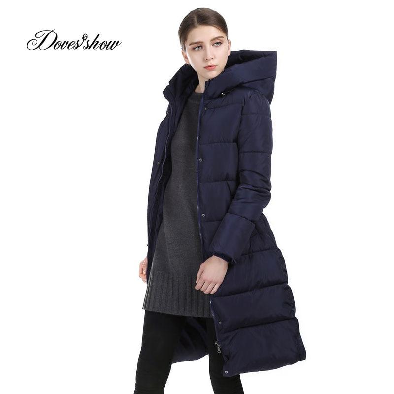 Women Hooded Cotton-Padded Jacket Winter Long Jacket Plus Size Slim Women Basic Coats Jaqueta Feminina Inverno Casaco FemininoÎäåæäà è àêñåññóàðû<br><br>