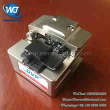 Free Shipping DVP106 High Precision Fiber Optic Cutter DVP-106 Optical Fiber Cleaver for Welding Fusion Splicer Machine