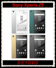 "Sony Xperia Z5 Original Unlocked GSM 4G LTE Android Octa Core RAM 3GB ROM 32GB E6653 5.2"" IPS 23MP WIFI GPS"
