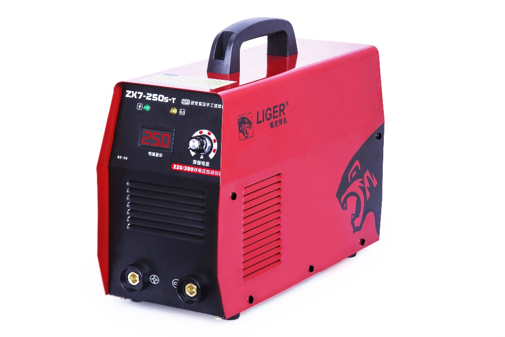 Welding welder ZX7-250S-T Inverter DC electrode welding ARC SMAW Dual Voltage 220/380V 250AMP stick rod Air cooling IGBT<br><br>Aliexpress