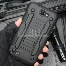 Armor Case For Samsung Galaxy Note II/2 N7100 Protective Impact Holster Swivel Case Cover For Samsung Galaxy Note II/2 N7100(China)