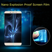 Nano Explosion Proof Screen Protector For Fly IQ452 Quad EGO Vision 1 Nano Anti-cracking Screen Flim Wholesale Free Shipping