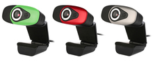 A871 USB 2.0 1.3 Megapixel HD Camera Webcam with MIC Clip-on 360 Degree(China)