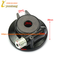 Wheel Sensor Scooter Speedometer Drive Gear Electric Scooter Moped Meters teeth Tacho Speed Counter MC Drop Shipping(China)