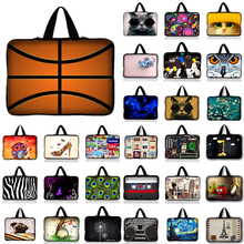 7 10.1 12 13 14 15.4 17  Basketball Print Laptop Notebook Case Cover Pouch For Asus HP Acer Lenovo 13.3 15.6 17.3'' Computer #