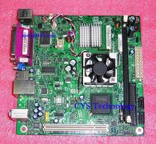 Free shipping for original motherboard D945GCLF ATOM 230 1.6G 17*17 Mini-ITX desktop mainboard DDR2 work perfect