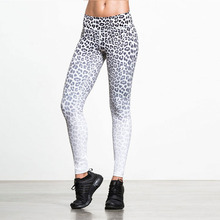 Buy New Leopard Printed Sporting Fitness Leggings Women Sexy Elastic Waist Skinny Push Pants Workout Movement Yuga Leggings for $12.34 in AliExpress store