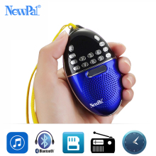 Mini mouse speaker stereo bluetooth portable radio speakers mp3 clock player multi-color optional cute gift for children