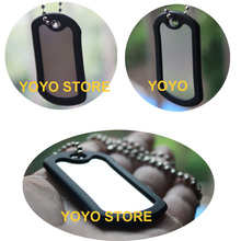 10pcs wholesale personalized blank dog tag,military dog tags for men's necklace,new arrivals 2014 dog pendant gift,free shipping