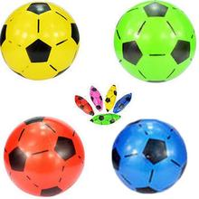 MaxKare Outdoor Football Mini Inflatable Soccer Ball Beach Swimming Pool Holiday Party Professional Football Game Kids Toy Gift(China)