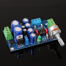 Fully DC coupled dual op amp Pre-class Amp Kit parts LM3886 TDA7293 LM4766 LM1875 preamp(China)