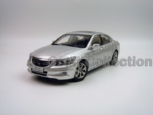 2011 1/18 Honda Accord 8  Diecast Model Car Alloy Toy Kids