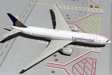 GeminiJets Continental Airlines N77012 G2COA150 1:200 B777-200 commercial jetliners plane model hobby