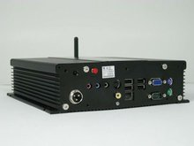 Fanless Case 0801 Enclosure for Mini-ITX PC,Car PC,Boat PC and Industrial PC(China)