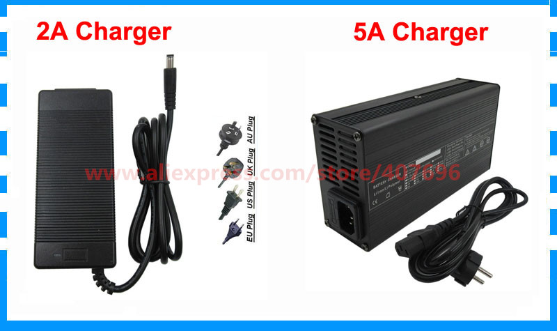 2A and 5A Charger