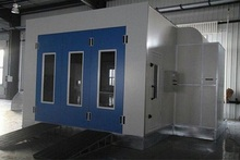 Jinan Aos Electric Control Car Paint Booth Vehicles Spray Booth With Cheap Price