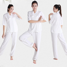 2016 Summer New Special Yoga Clothing Female Cotton Yoga Clothes Meditation Suit