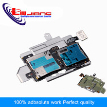 Liujiang New Original Sim Card Holder Micro SD Memory Socket Slot Tray flex cable For Samsung Galaxy S3 i9300 Free Shipping