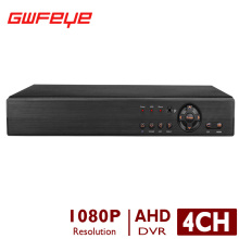 GWFEYE 4CH Hybrid Full HD 1080P Video DVR Video Recorder 5 in 1 For IP AHD CVBS TVI CVI Cameras