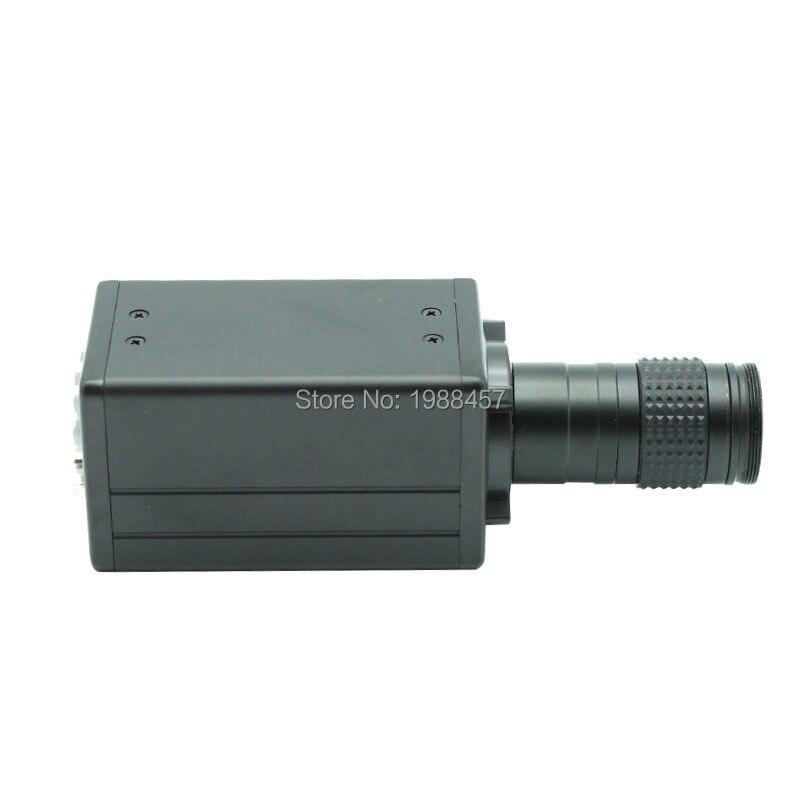 Free Shipping 1.3MP HD Digital VGA Industrial Microscope Camera++Mini 5X-100X C-MOUNT Zoom Lens<br><br>Aliexpress