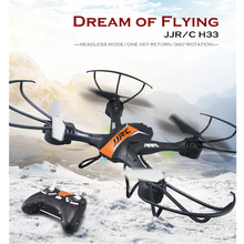 JJRC H33 RC Drone 2.4GHz 4CH 6-Axis Professional Quadrocopter Helicopter Radio Control RC Plane Aviao De Controle Remoto(China)
