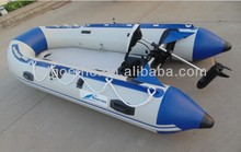 11' GTS330 Goethe  Inflatable Boat with motor