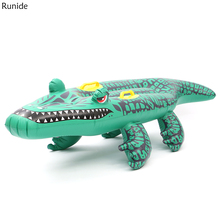 150cm Inflatable children's pool toys with inflatable pool inflatable crocodile toys(China)