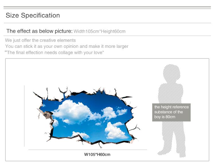 HTB1azwcnSYH8KJjSspdq6ARgVXat - [SHIJUEHEZI] 3D Visual Effect Stickers PVC Material Cosmic Galaxy Wall Decor for Kids Room Kindergarten Ceiling Decoration