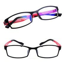 JIE.B Myopia Optics Glasses Ultra-Light Tungsten Carbon Glasses Frame Men Women Prescription Glasses -1 -1.5 -2 -2.5 -3 -3.5 -4(China)