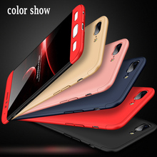 Original Ultra Slim Case For Oneplus 5 Case 360 Full Protect Cover Fashion Hard Plastic Coque For Oneplus 5 A5000 Phone Cases
