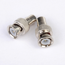 2pcs BNC to RCA Female Coax Cable Connector Adapter for CCTV Camera