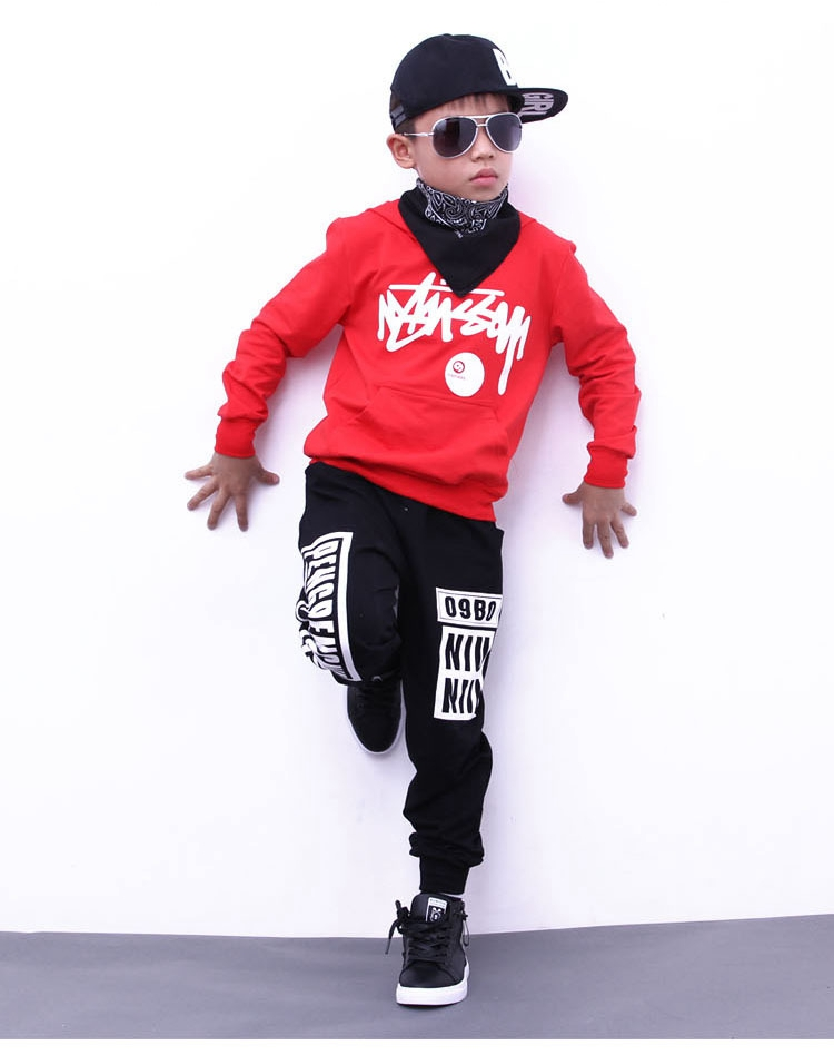 boys hoodie and pant sets 1039-9