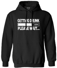 getting Drunk Beer Stag Party Gift Funny Mens sweatshirt 2017 new fashion funny spring autumn harajuku hoodies tracksuit brand(China)