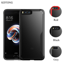 Buy Phone Case sFor Xiaomi Mi Note 3 Mix 2 Case Luxury Soft Silicone + Transparent PC Shockproof Coque Xiaomi Mi Note 3 Case for $5.99 in AliExpress store