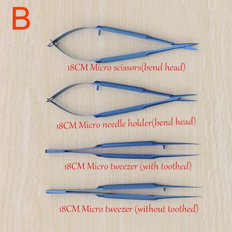 18-cm-titanium-lega-oftalmica-strumenti-microsurgical-porta-aghi-micro-forbici-pinzette-chirurgia-della-mano-4 (2)