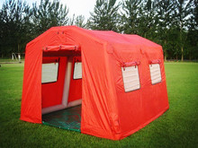 Outdoor Inflatable Travel Tent Inflate Once Time Camping Tent Mobile Portable 2.5*2.5*2m Inflatable Tent