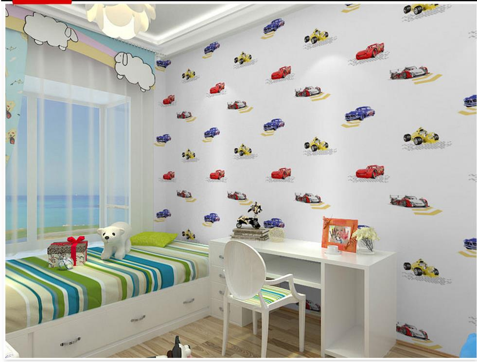 Online Buy Wholesale Wallpaper Boys Room From China Wallpaper Boys - Boys car wallpaper designs
