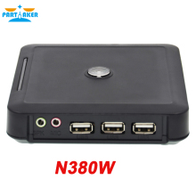 100 users thin clients N380W with 3 USB port windows and linux server