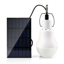 Solar Panel Camp Tent Night Fishing Light Solar Energy Lamp Led Lighting 15W 130LM Solar Lamp Powered Portable Led Bulb Light
