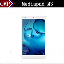 "Original HuaWei Mediapad M3 4G LTE Mobile Phone Kirin 950 Android 6.0 8.4"" IPS 2560X1600 4GB RAM 64GB ROM Fingerprint Tablet"