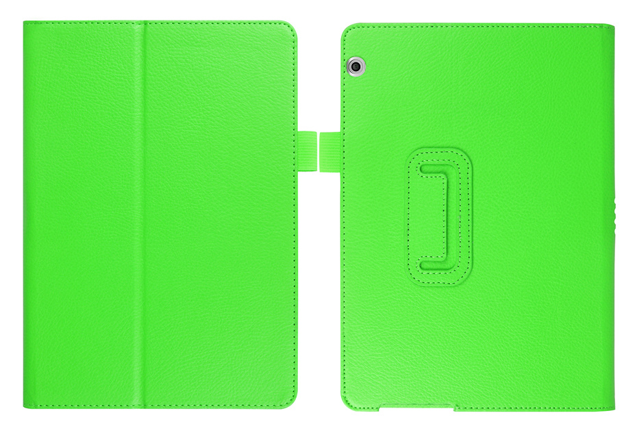 Case for Huawei MediaPad T3 10 9.6 AGS-L09 AGS-L03 Ultra Slim Folding Stand Cover PU Case for Honor Play Pad 2 9.6″ Tablet Funda