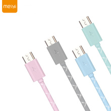Buy MEIYI M13 1M/2M Micro USB Cable Data Sync Charging Cable Cord Charger Cable Samsung S3 S4 Android Phones Tablet Power Bank for $1.56 in AliExpress store