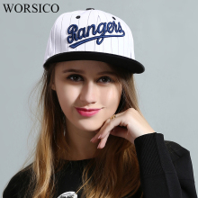 [WORSICO] New Cap Brand Hat Hip Hop Caps Bone Women Baseball Rap Group High Quality Snapback Hats Casquette Homme Hats Chapeu