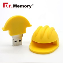 usb flash drive 4gb u disk 8gb 16gb stick 32gb safety hard hat pen drive 64gb pendrive helmet Memory card