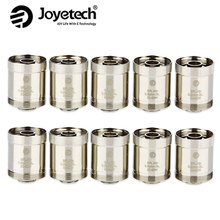 10pcs Original Joyetech BFL Kth DL Coil 0.5ohm UNIMAX 22/25 Atomizer Coil Head for Unimax Vape Kit Rated 20-40W BFL Coil(China)