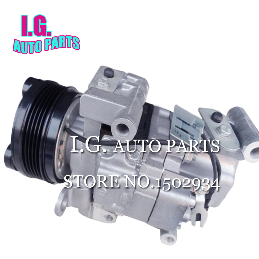 Car ac compressor for car mazda 3 5 2004 2009 bp4s 61