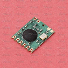 1.8-3.6V CC2500 IC Wireless Transceiver 2400MHZ Module ISM SPI Demo Code