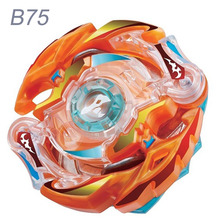 1 pc Super Beyblade Metal Funsion 4D B75 Spinning Top Classic Toy Fighting Gyro With Launcher Original box(China)